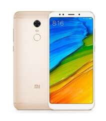 Xiaomi Redmi 5 Plus Dual 4GB/64GB 4G LTE Gold