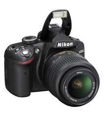 NIKON D3200 KIT 18.55MM NVR LENS DIGITAL SLR CAMERA