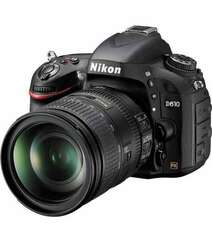 NIKON D610 DSLR CAMERA WITH 28-300MM LENS