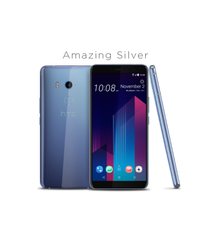 HTC U11 Plus (U11+) 6/128Gb Dual Sim Amazing Silver