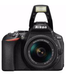 NIKON D5600 DSLR CAMERA WITH AF-P DX 18-55MM F/3.5-5.6G VR LENS