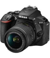 NIKON D7500 DSLR CAMERA WITH AF-S DX 18-140MM F/3.5-5.6G ED VR LENS