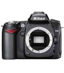 NIKON D90 SLR DIGITAL CAMERA BODY ONLY