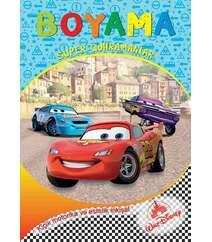 Boyama. Cars