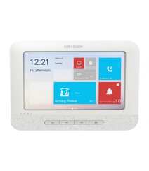 DS-KH6310-W Video Intercom Indoor Station with 7-inch Touch Screen