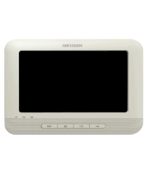DS-KH6310 Video Intercom Indoor Station with 7-inch Touch Screen