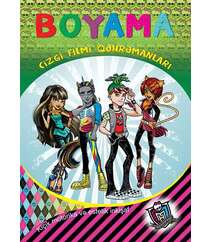 Boyama. Monster high