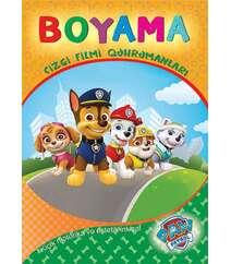 Boyama. Paw patrol