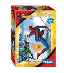 Пазл для малышей «Человек-паук». 60 деталей