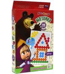 Мозаика «Маша и Медведь». 120 элементов