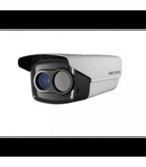 Hikvision Termal + Optik Bi-spektrli Şəbəkə Bullet Kamera