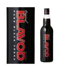 BLAVOD 0,7LT BLACK ARAQ
