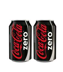 Coca-Cola Light Zero 0,33ml Banka