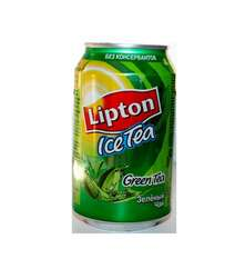 LIPTON 330ML GREEN TEA LIMON D/Q