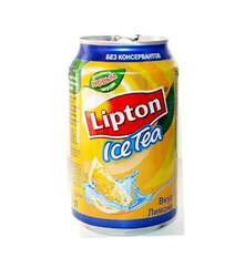 LIPTON 330ML ICE TEA LIMON D/Q