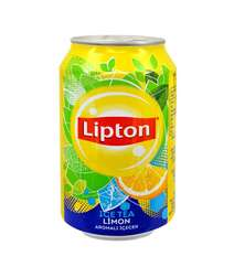 Lipton 330ml Limon Ice Tea Banka