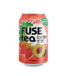 Fuse Tea 330ml Ice Tea Saftali D/Q