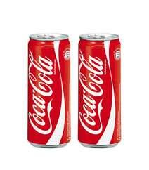 Coca-Cola 0,33lt Alman Banka
