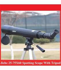 Teleskop Jiehe 25-75x60 Spotting