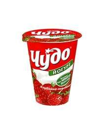 Cudo 315gr Yogurt Klubnika-Zemlyanika 2.5%