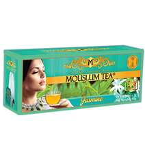 MOUSLUM TEA 25*2GR GREEN TEA / JASMIN