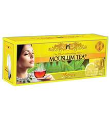 MOUSLUM TEA 25*2GR LEMON