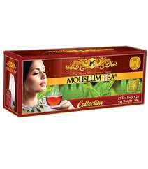 MOUSLUM TEA 25X2GR COLLECTION