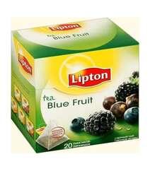 LIPTON 20X1.8GR QARA CAY BLUE FRUIT QUTU
