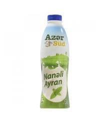 Azer Sud 1lt Ayran Naneli 1.4% Pl/Q