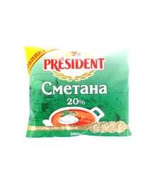 President 200gr Xama 20% Promo Pl/Q