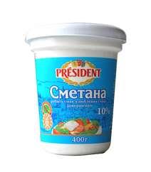 President 400gr Xama 10% Pl/Q