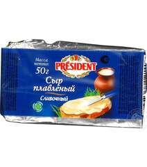 President 50gr Pendir Slivocniy