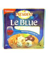 President 100gr Pendir Le Blue Fransiz