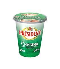 President 400gr Xama 20% Pl/Q