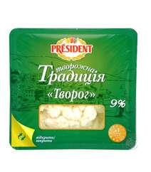 President 200gr Kesmik 9% Tv.Tradiciya Pl/Q
