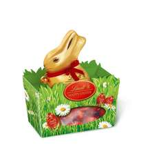 LINDT 150GR SOKOLAD GOLD BUNNY LAPIN OR