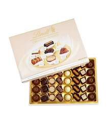 LINDT 400GR CREATION DESSERT SOKOLAD QUTU