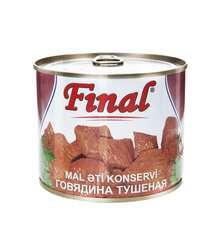 Final 490gr Tusonka Mal Eti Konservi D/Q