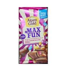 ALPEN GOLD 160GR MAX FUN ARAXIS-DRAJE PL/SOKOLAD
