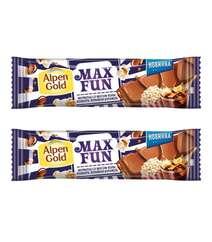 ALPEN GOLD 38GR MAX-FUN POPKORN VE MARMELADLI