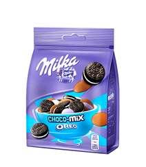 Milka 146gr Pecenye Oreo Choco-Mix Paket