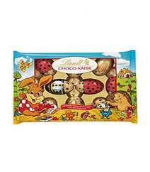 LINDT 100GR CHOCO-KAFER SOKOLAD
