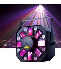 Dominator 3 v 1 Sadə LED göstəricisi / stob / lazer
