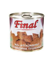 Final 250gr Tusonka Mal Eti Konservi