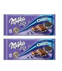 Milka 100gr Oreo Pieces Pl/Sok.