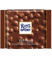 Ritter Sport 100Gr Vip Whole Hazelnuts Pl/Sokolad