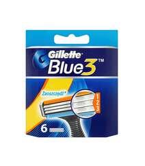 Gillette Blue3 Zapaska 6li