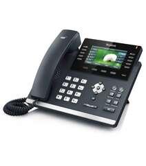 Yealink SIP-T46G Ultra-elegant Gigabit IP Telefon (PoE ilə)