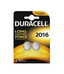 Duracell Dl 2016 / Cr 2016 Baterry