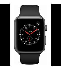 Apple Ağıllı Saat 3-cü Seriya Boz Alüminium Korpus